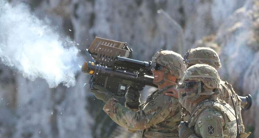 美國出售「可攜式刺針飛彈」曾遭背叛,為何還願意賣給台灣?學者揭背後代表的意涵