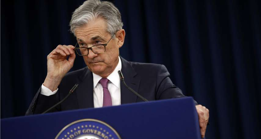 美國聯準會主席暗示降息帶動美股飆漲 標普500指數首度衝破3千點