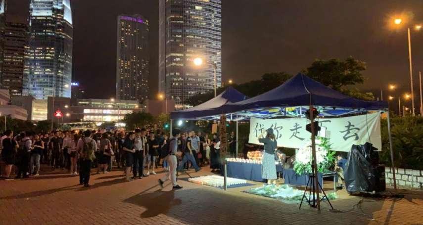 反送中》香港抗議行動遍地開花 學者:政府提不出最終解方 局勢可能膠著到明年