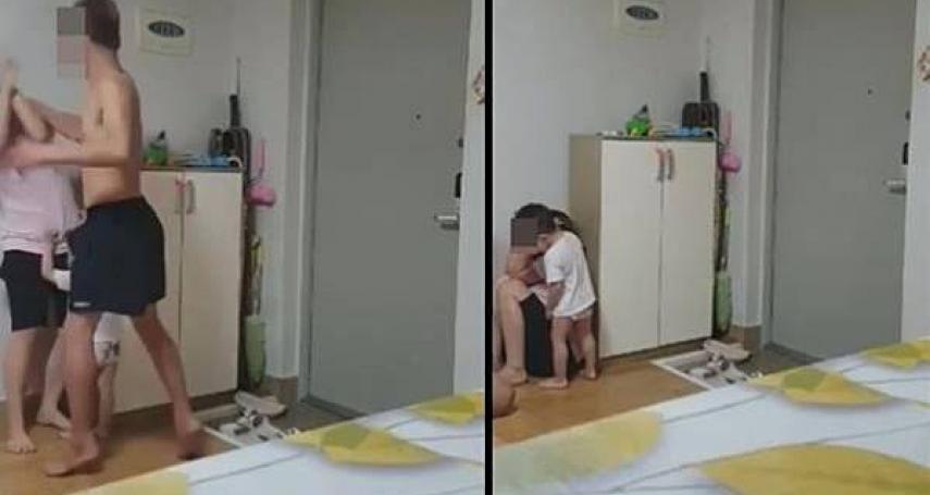 韓劇不敢說的「家暴大國」真相……丈夫在幼兒面前痛毆越南籍妻子長達3小時 影片引發南韓社會公憤