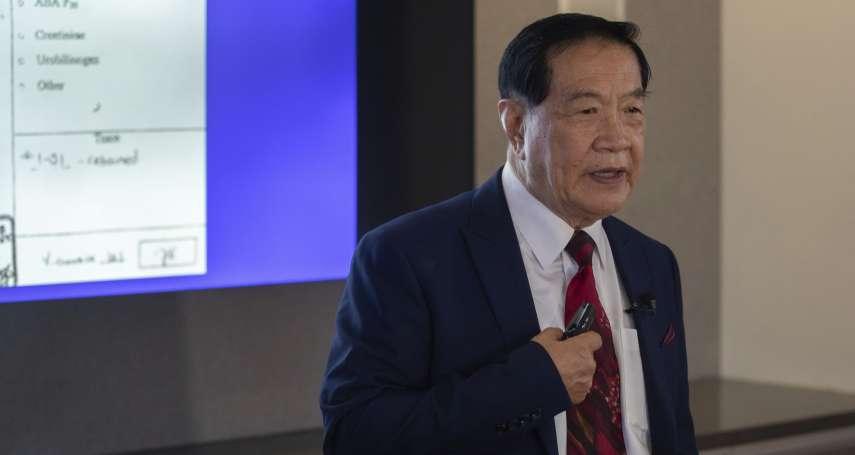「神探」光環蒙塵?30年前凶殺案關鍵證詞被打槍,刑事鑑識權威李昌鈺上法庭為名聲辯護