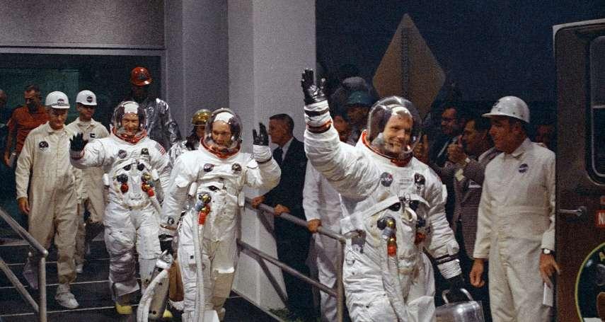 火箭、人造衛星、微電腦……阿波羅登月計畫流芳百世,帶動5大創新全人類至今受惠!