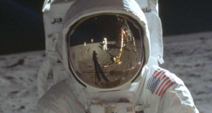 閻紀宇專欄:太空強權爭雄的新戰場──月球南極