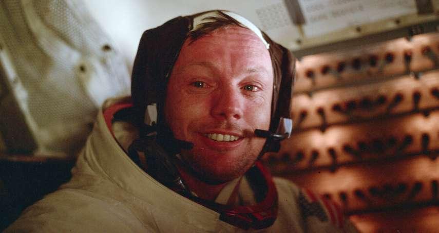 「阿波羅登月是科幻片導演拍出來的!」陰謀論永垂不朽,許多美國人堅信「阿姆斯壯沒有上過月球」