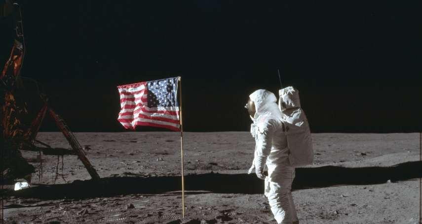 歷史上的今天》7月20日──「這是個人的一小步,卻是全人類的一大步」阿波羅11號讓人類首度踏上月球