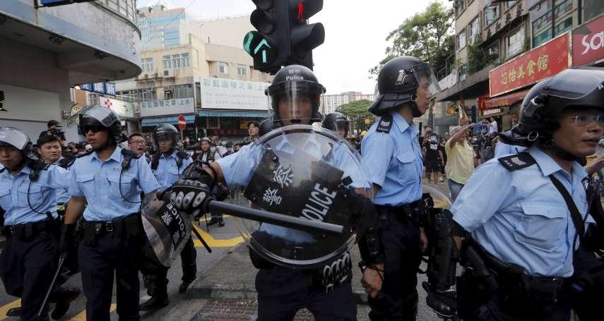 「我們都是香港人!」《外交政策》:中美進入「新冷戰」局面,香港成為21世紀的西柏林!