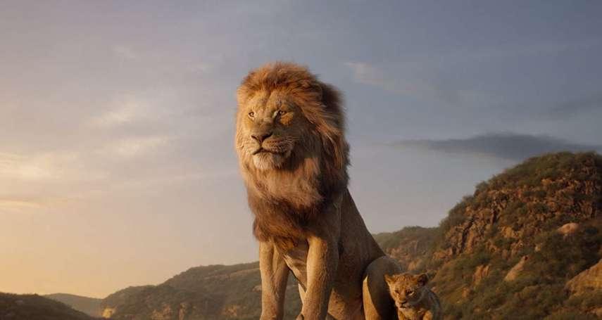 沒有真人的「真人版」獅子王要上映啦!所有場景全靠動畫,參與配音的明星這樣說…