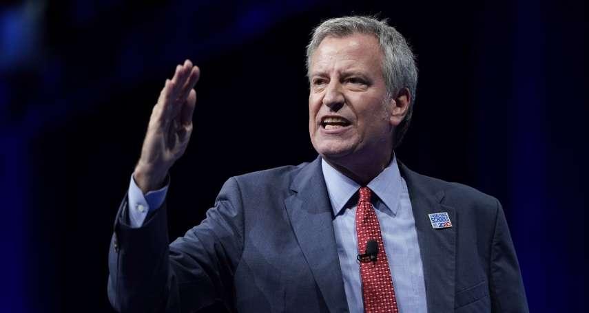 大蘋果黑壓壓》美國最大城市紐約大停電 市長白思豪跑去忙總統初選造勢遭撻伐