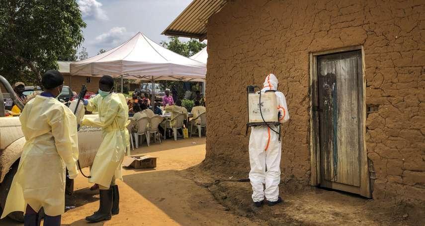 伊波拉疫情剛果肆虐》染病牧師搭車跋涉200公里,百萬人口大城出現首例確診病患!