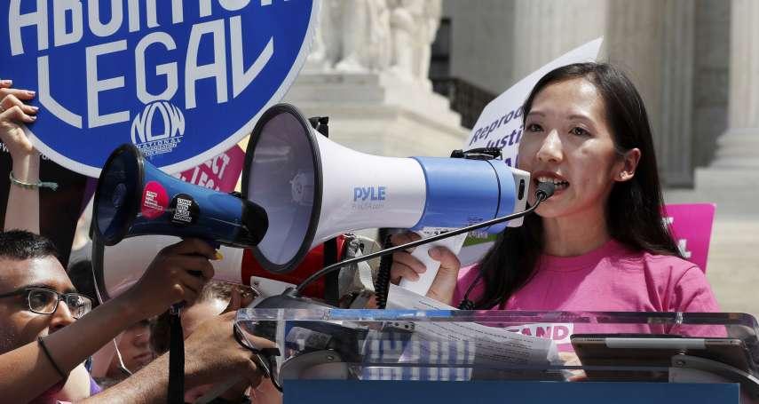 不夠強硬被炒?美國計劃生育協會華裔女主席黯然下台 溫麟衍:理念差異才離開
