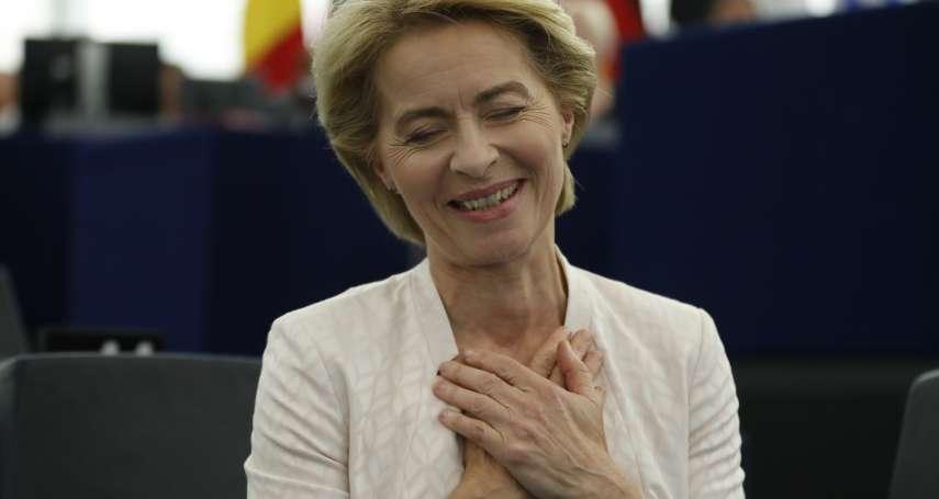 防疫外交戰》中國援助物資充滿瑕疵惹議 歐盟執委會主席公開感謝台灣送口罩
