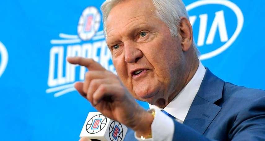 NBA》快艇今夏迎來兩大球星 顧問威斯特歸功於老闆用心