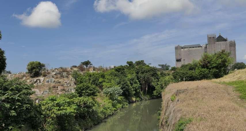 觀點投書:消逝中的府城記憶面貌—南山公墓與台南印象歷史