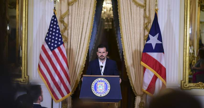 真心話毀了政治生涯》波多黎各總督厭女、恐同言論犯眾怒 民眾連2周上街終於逼下台