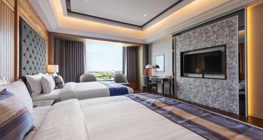 礁溪千坪飯店開幕 溫泉SPA+限量主題房搶暑假商機