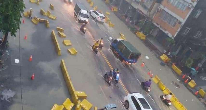 南台灣遇雨成「水鄉澤國」 專家感嘆:蓋一堆房子水無處去,炒房者還在爽收鈔票