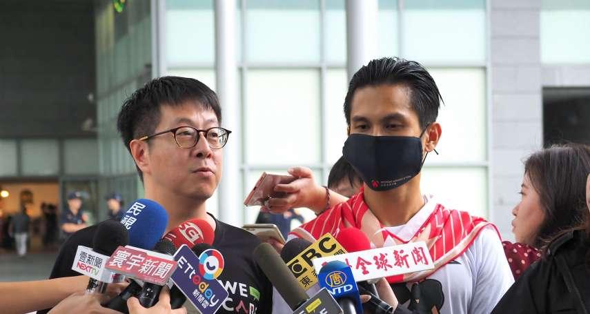 「必不會辜負大家的期待」 罷免韓國瑜,募款直逼千萬