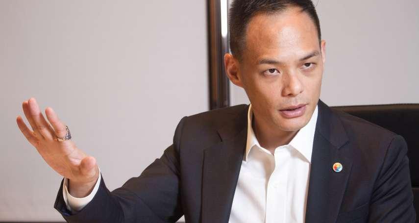 名人真心話》「5G釋照已成政治議題!」林之晨:台灣4G錯失網路服務層發展機會,不能再重蹈覆轍
