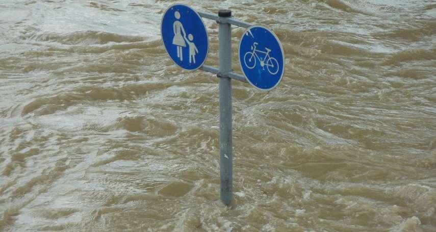 暴雨連下2個月 湘江大潰堤、百萬人受災  中國政府、官媒冷處理 鄉民:「每人只領到3毛錢賑災金!」