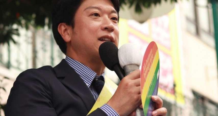 「日本也要同性婚姻!」首位出櫃參議員石川大我:努力讓日本追上台灣,使LGBT族群安心生活