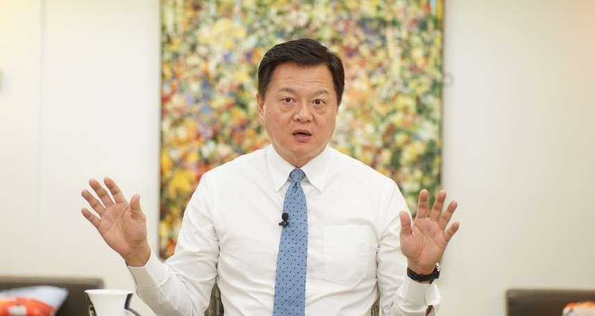 專訪》「大陸要圓中國夢,沒空管台灣!」周錫瑋:不搞台獨,它根本不理你