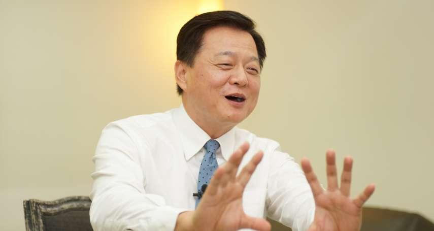 專訪》2020大選若「三腳督」  周錫瑋:柯文哲參選對民進黨「傷很大」