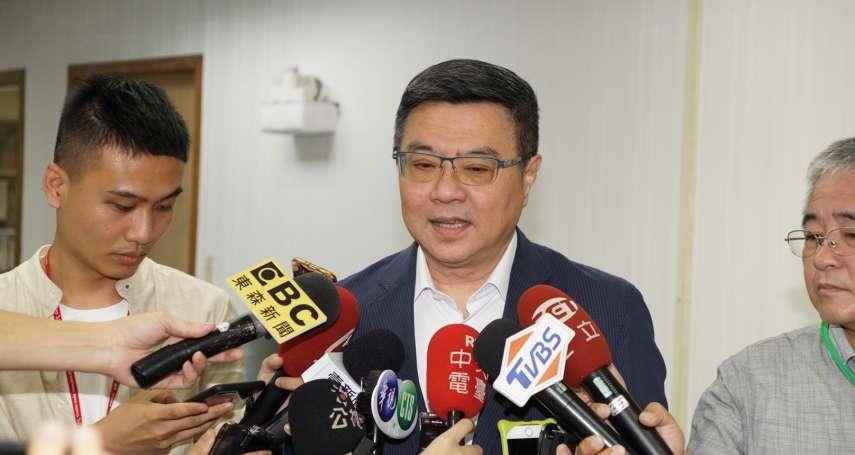 紅色滲透不只侵入媒體?卓榮泰:愈靠近中國的鄰國,更容易被攻擊