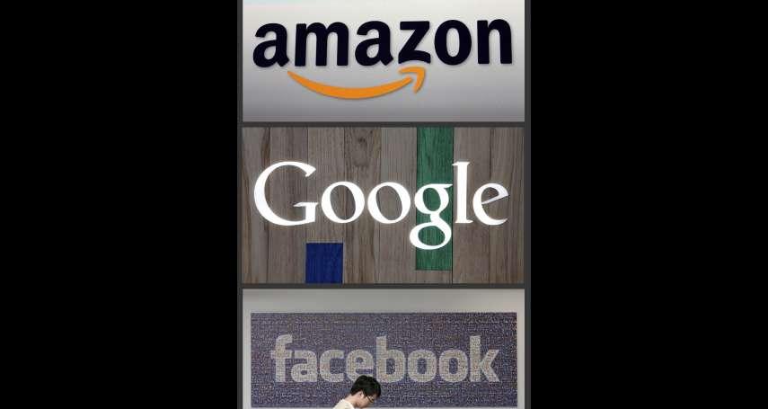 重罰數千億仍不痛不癢,美國終於認真對付數位巨獸!大規模「反托拉斯」調查來了,Google、Facebook、Amazon首當其衝