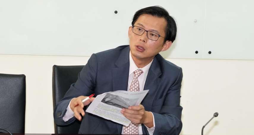 再爆議員胞弟判刑定讞仍在外橫行 黃國昌轟:屏東是法外之地嗎?