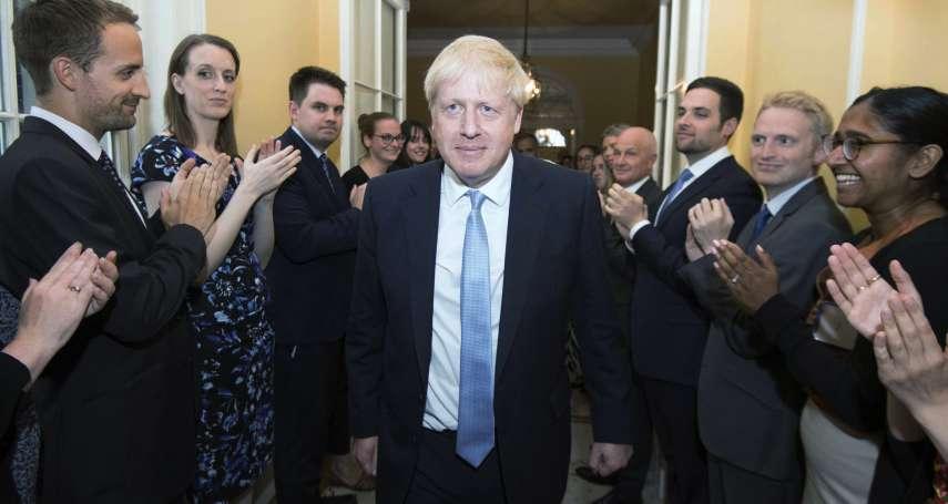 新新聞》歐盟拒絕重啟談判,英新首相強森挑戰百日硬脫歐