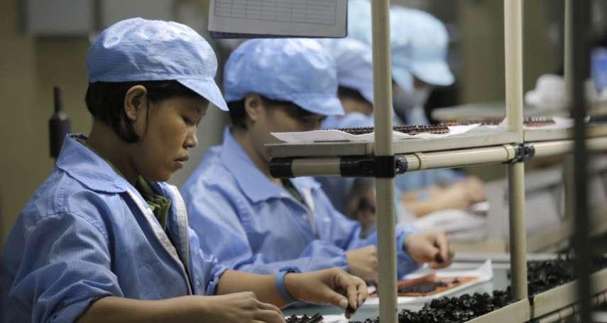 中國打噴嚏、全世界都感冒!亞洲經濟三連痛:中國放緩、貿易戰、晶片業走弱