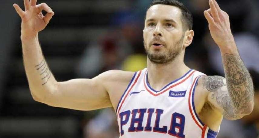 NBA》夢幻隊一點都不夢幻 傳徵招帥哥射手再披國家隊戰袍