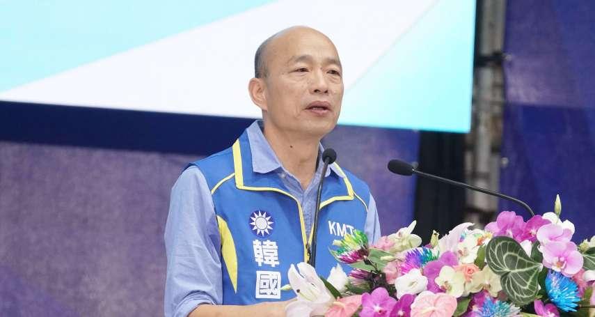 「最怕台灣民眾因『鄉愿』投韓國瑜」 王丹:納粹當初就是把有此心態的人送進毒氣室