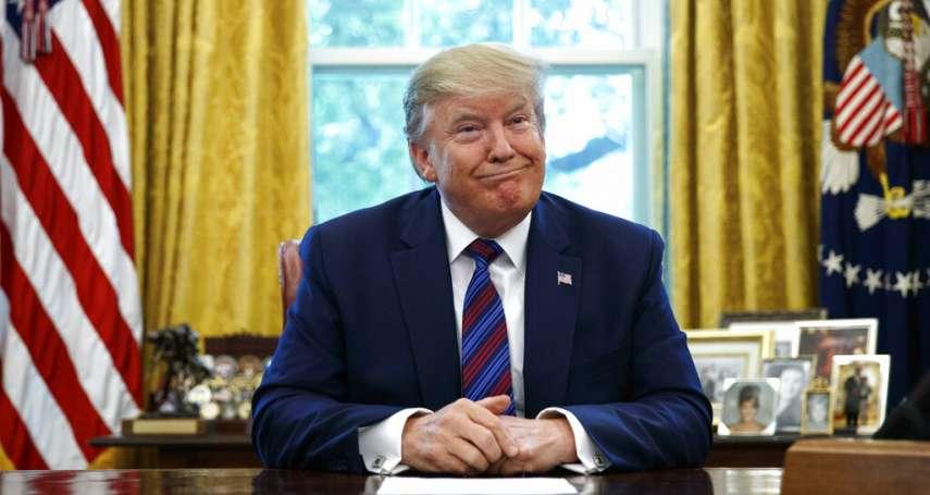金正恩又在射飛彈,川普為何不在意:「又不是衝著美國來的,沒關係啦!」