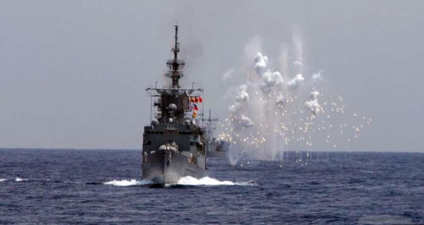 台海情勢》解放軍在台海南北兩側軍演 台灣試射飛彈回應