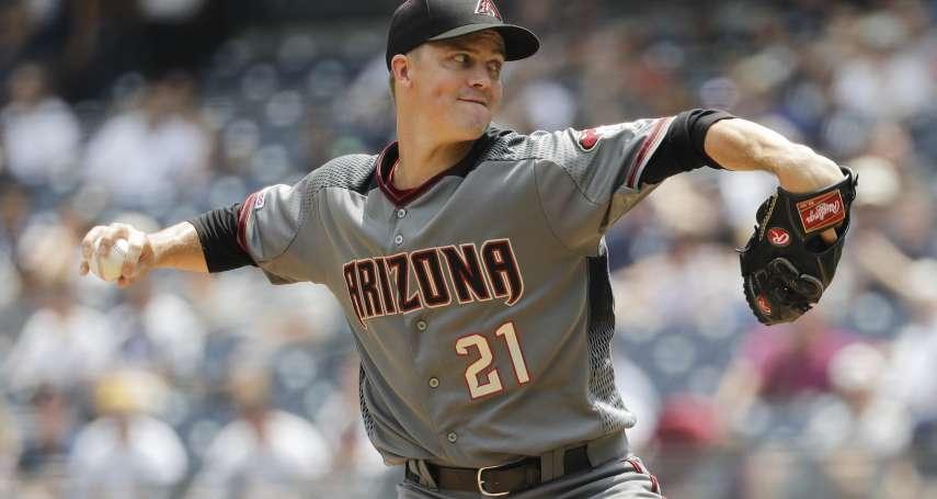 MLB》交易大限前投下震撼彈 「Z魔神」降臨太空人