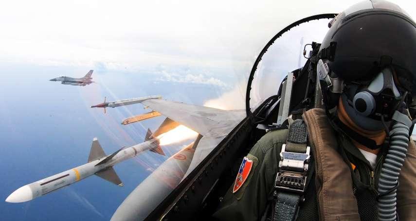 反制中國軍演!海、空軍東部海域發射百餘枚飛彈、精準炸彈 命中率破98%