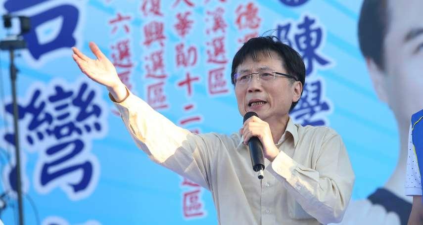 「台青快樂是因奴性重」!他稱香港更自由:有種在台灣阻撓捷運試試看