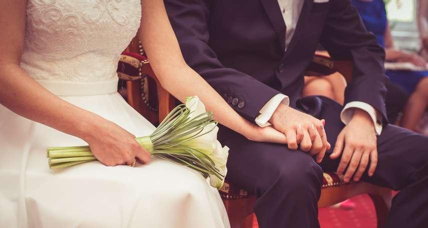 男友創業經濟還不穩定,該跟他結婚嗎?呂秋遠開示:別把婚姻當「一輩子」,先問自己這件事