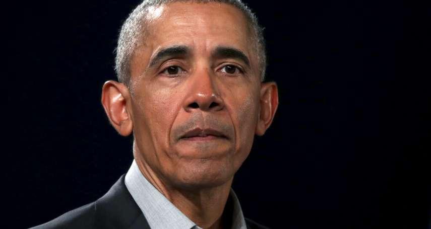 「一場混亂的災難」!歐巴馬痛批川普防疫無能 暗示將全力為拜登輔選