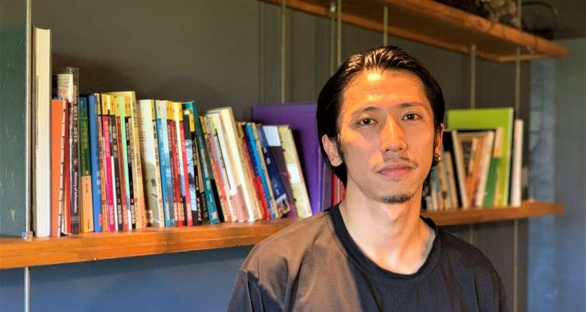 「台灣可能是香港人的終點站」生於中國、移居香港,當代藝術家葉惠龍:身分認同是轉變不是分歧