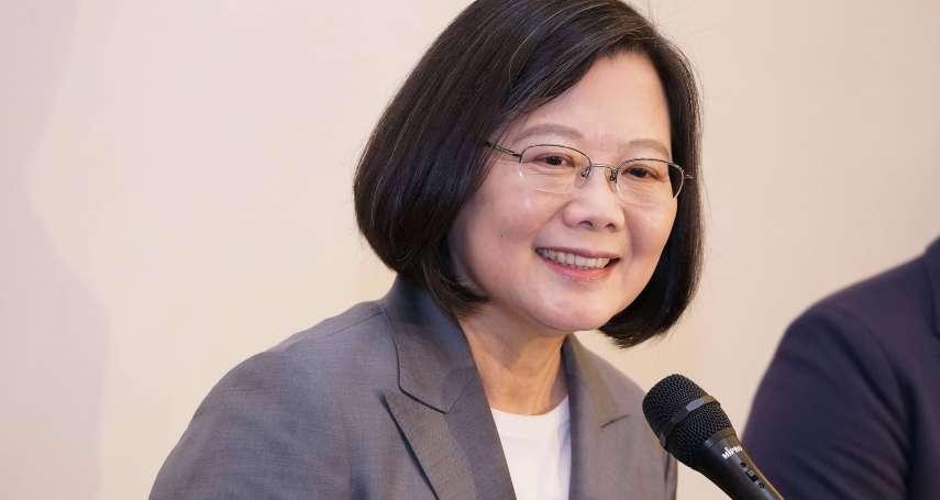 TVBS民調》藍綠對決…蔡英文首度領先韓國瑜 中立選民支持度韓也轉為落後