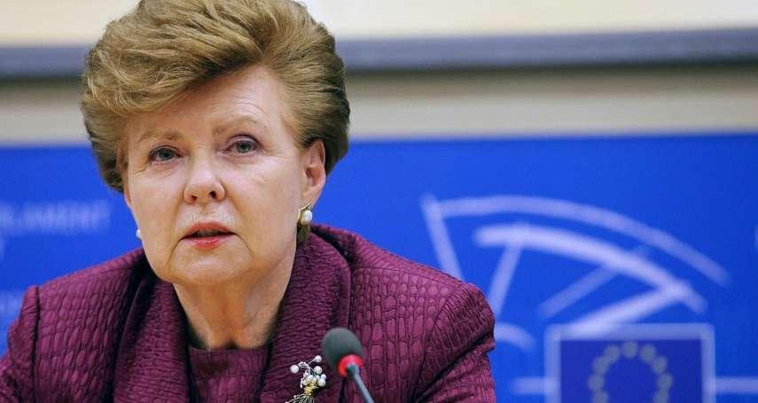 從難民孩童成為國家元首的傳奇故事:東歐首位女總統、拉脫維亞「鐵娘子」斐柏嘉