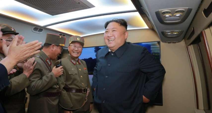 「南北韓合作可贏日本!」文在寅話剛說完,金正恩拒接電話又射飛彈