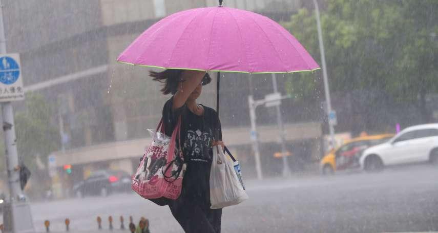 楊孝文律師:天氣預報失準,該賠?