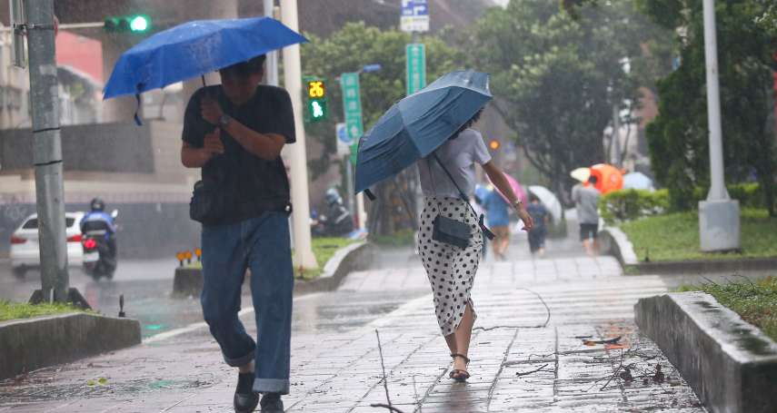 颱風假恐被「居家上班」取代?勞動部最新說明 網一聽炸鍋了