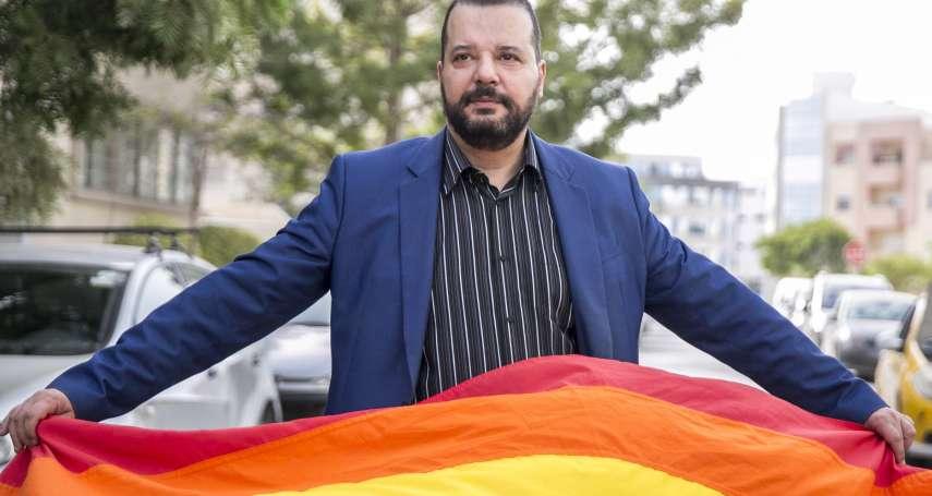 阿拉伯世界首例》同性性行為在突尼西亞是犯罪 出櫃同志律師毫無畏懼表態選總統