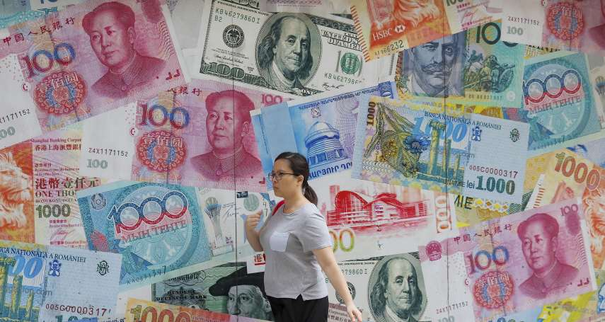 香港「反送中」重創經濟成長!觀光業與零售業低迷 「亞洲金融中心」地位岌岌可危
