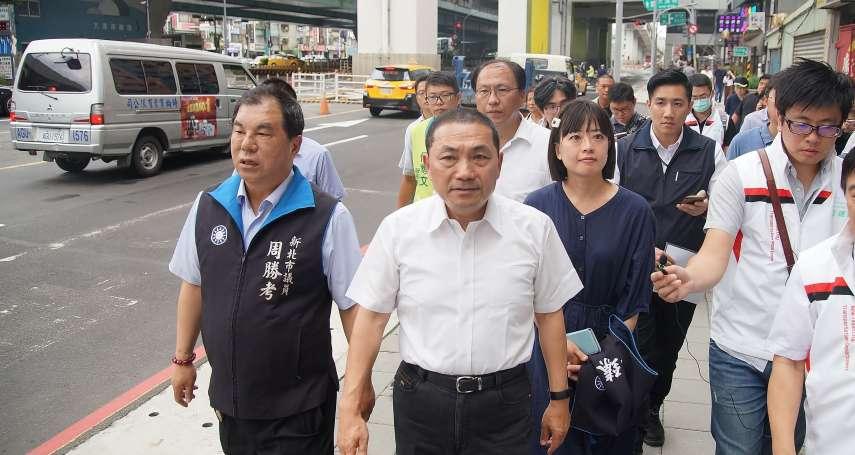 韓國瑜提有條件重啟核四 侯友宜:是假議題,燃料棒都不在了