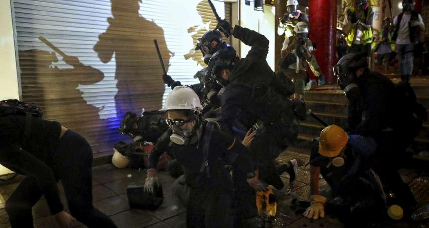 譴責港警性暴力!台灣性別團體串聯挺港,籲上街聲援「撐港反極權」大遊行
